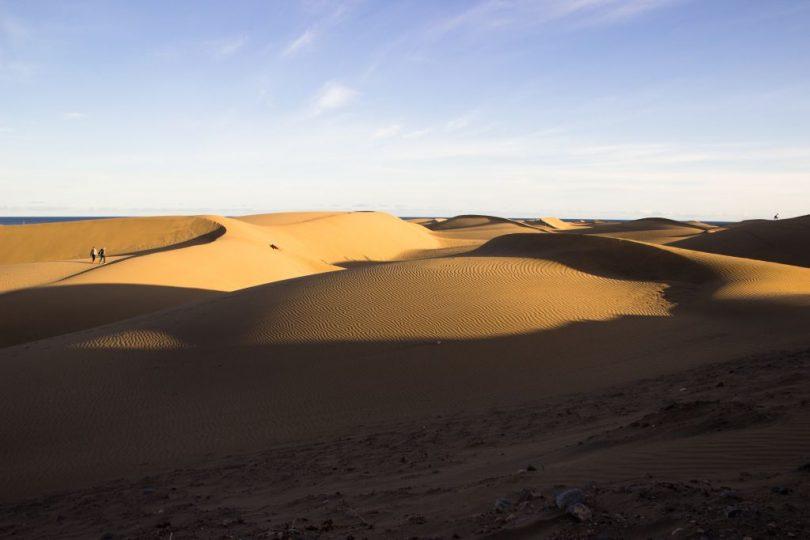 Dünenlandschaft Maspalomas