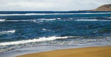Strand von Las Palmas auf Gran Canaria