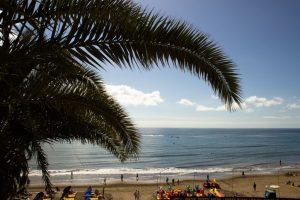 Playa del Ingles abends