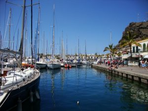 Hafen von Puerto Rico