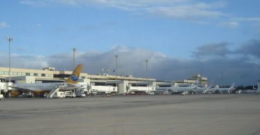 Gran Canaria Flughafen