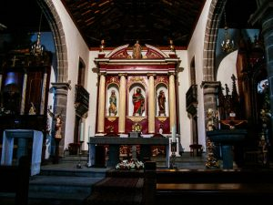 Kirche in San Bartolome de Tirajana