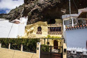 Höhlenwohnung in Artenara