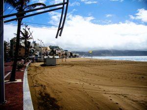 Las Canteras Strand