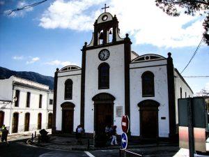 Pfarrkirche San Bartolome de Tirajana