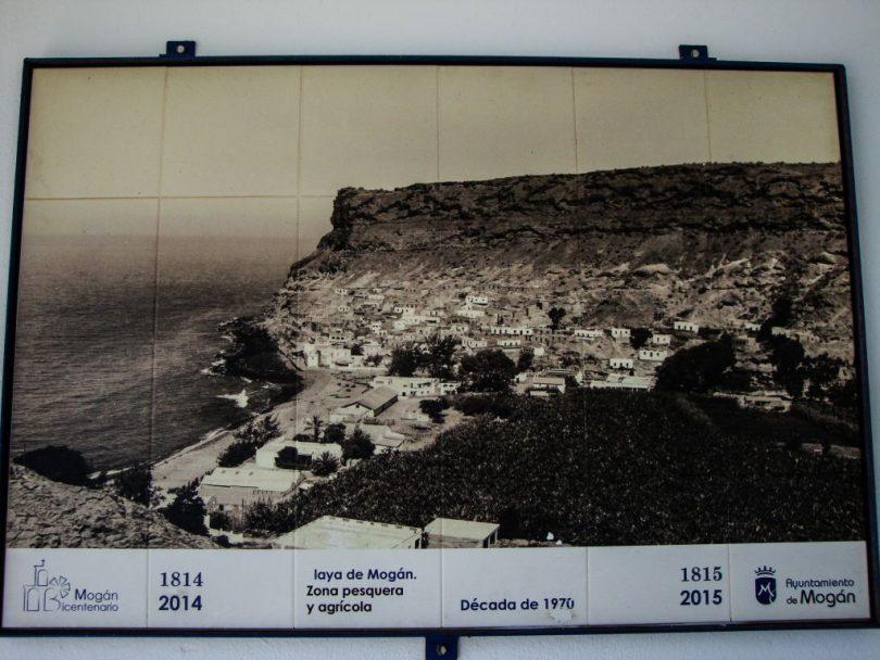 Das alte Puerto de Mogan