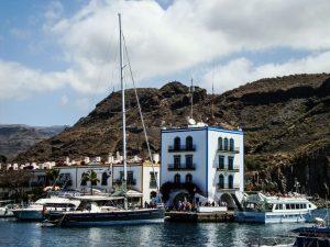Fähren nach Puerto de Mogan