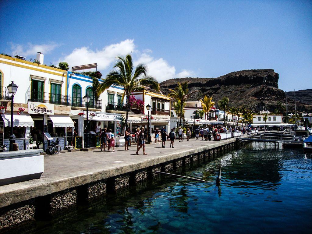 Fotoserie puerto de mogan in fotos - Puerto mogan gran canaria ...