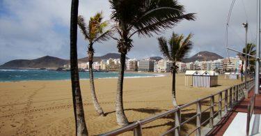 Strand von Las Canteras