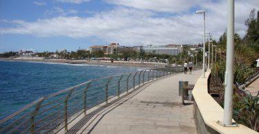 San Agustin Promenade: Idealer Urlaub in der Schwangerschaft